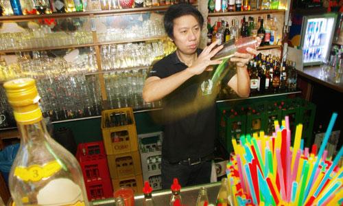 Greenmango Barkeeper